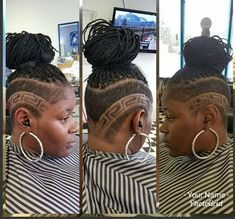 Women's Black Hairstyles: Fabulous Styles – Stylish Hairstyles Locs, Faux Dreads, Dreadlocks Undercut, Shaved Side Hairstyles, Girl Hairstyles, Funky Hairstyles, Braided Hairstyles, Natural Hair Styles, Short Hair Styles