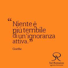 Goethe #aforismi