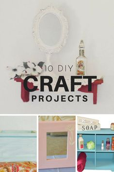 While away the hours with fun, easy, relaxing #DIY projects.
