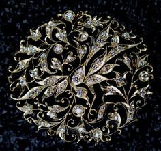 The Singapore Peranakan Diamond Jubilee Brooch, a Diamond Jubilee gift to The Queen in 2012 from the President of Singapore, listed on the 2012 official gift list as a gold and diamond brooch depicting a bird of paradise.