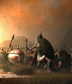 """...Then we will fight in the shade!"" Dienekes the Spartan   Source of the…"