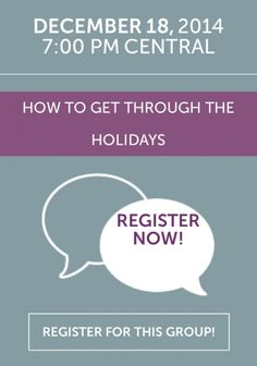 """Join the online support group for infertility THIS Thurs. for """"How To Get Through the Holidays"""" from Dancing Upon Barren Land Ministry. Online Support, Thursday, 18th, December, Dance, Holidays, Group, Dancing, Holidays Events"""