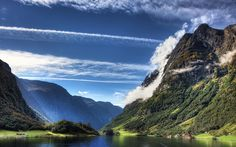 ~Majestic Norway by TheFella