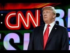 CNN CAN NEVER RECOVER FROM THIS TRUMP PUT THEM IN THE GROUND