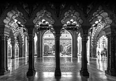 Palacio de la Aljaferia en Zaragoza. - (Spain) Patrimonio de la Humanidad por la Unesco