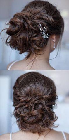 Best Wedding Hairstyles : Featured Hairstyle: tonyastylist (Tonya Pushkareva) http://ift.tt/2ndDmqK;