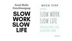 Buchtipp: Social Media und Entschleunigung Math Equations, Relaxing Music, Entrepreneurship, Guilty Conscience, Business, Psychics