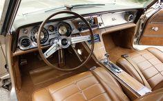 1963 1965 buick riviera dash