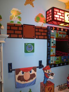 Super Mario Bros no banheiro! | Nós Geeks