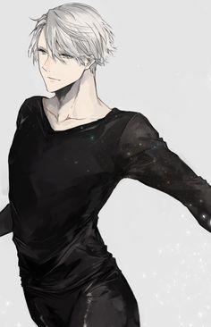 Yuri!!! on Ice - Victor by 戸森あさの@お仕事募集中 on pixiv (id: 13418589)
