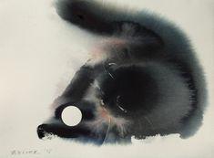 Андрей Пеновац 15акварельных котов, которые вальяжно гуляют побумаге