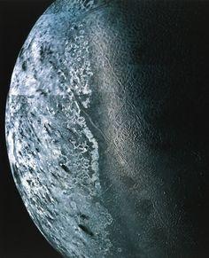 Triton, Luna de Neptuno. Chamán.