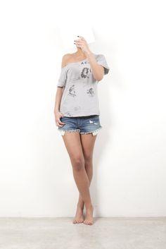 "Woman t-shirt S|S ""Prints"""
