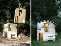 Adaptive Reuse: From Derelict Pig Barn to Modern House