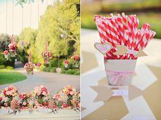 Valentine's Day 'Love Struck' Wedding Inspiration just gorgeous