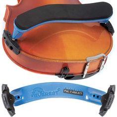 Everest Blue ES Series 14110 Violin Adjustable Shoulder Rest *** You can get additional details at the image link.Note:It is affiliate link to Amazon.