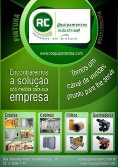 RC Equipamentos Industriais