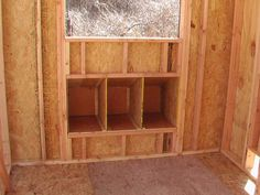 4x4 post and beam wall framing chicken coop - Google Search