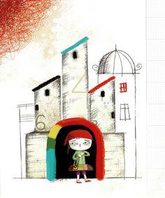 Tesa Gonzalez Box Art, Advent Calendar, Illustration Art, My Favorite Things, Holiday Decor, Artist, Handmade, Crafts, Spain