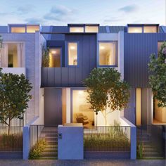 Terrace houses become latest addition to Erko residential development | Architecture And Design