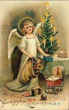 Cartões de Natal Antigos e Links legais