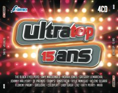 Ultratop 15ans © Alert Design & Advertising