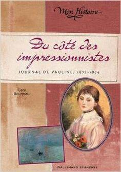 Du côté des impressionnistes de Clara Bourreau | Les papiers de MrsTurner