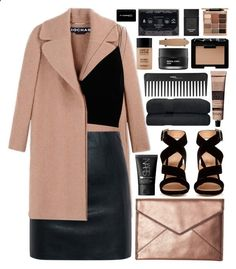 take me home (top set) by charli-oakeby ❤ liked on Polyvore featuring Rochas, Aesop, River Island, McQ by Alexander McQueen, Rebecca Minkoff, Gianvito Rossi, NARS Cosmetics, MAKE UP FOR EVER, Koh Gen Do and Sephora Collection