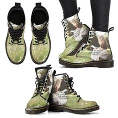 740b5d5ca43b69 Full micro-suede fabric double sided print with rounded toe construction.  Lace-up