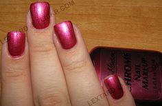 Sally Hansen Chrome Nail Makeup - Carnelian Chrome