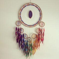 Filtros dos Chakras #filtrodossonhos #dreamcatcher #chakras #rainbow #arcoiris #hippie #goodvibes #boho #gypsy | rainbowgram