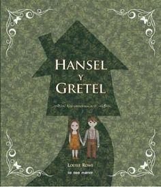 Hansel y Gretel en pop up