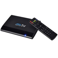 [$51.38] DITTER U32 HD Android 5.1 Media Player Smart TV Box with Remote Control, CPU: RK3368 Octa Core 64bits Cortex-A53 1.5 GHz, RAM: 1GB, ROM: 8GB, Support RJ45 / USB / HDMI / Bluetooth / WiFi