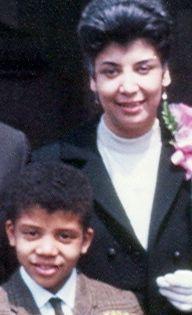 Toni Tyson and her son Neil deGrasse Tyson. Photo courtesy of Toni Tyson.