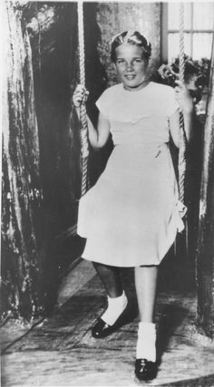 The Real Lolita - Sally Horner in a photo believed to have been taken in Atlantic City in 1948. The story of 11-year-old Sally Horner's abduction changed the course of 20th-century literature. She just never got to tell it herself.