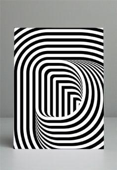 DESIGN   INSIDER : Víctor Vasarely: el padre del arte óptico