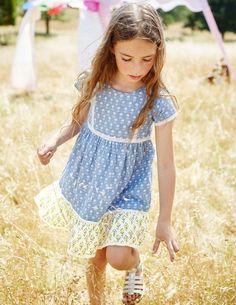 Sommerliches Boho-Kleid