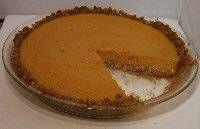 Low-Carb Pumpkin Pie