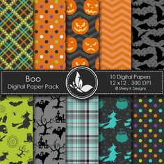 This listing is for 10 printable High Quality Digital papers.  *Each paper measures 12 x 12 inch, 300 DPI.
