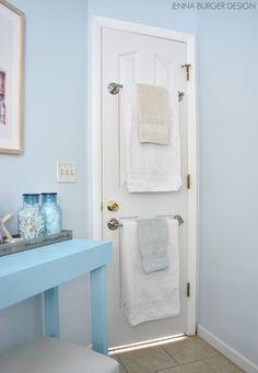 13 Ways to Add Storage to the Walls of Your Bathroom #bathroom; #bathroomideas; #bathroomdesign; #walldecor; #storage