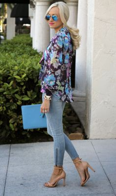 A Spoonful of Style: Neon Floral...