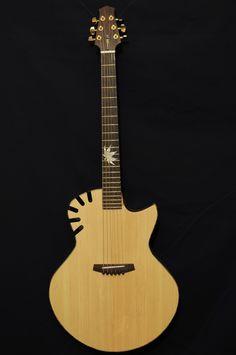 Julien Bergeron guitar