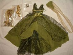 LETHAL-LIZETTE-Ellowyne-Wilde-Tonner-Doll-OUTFIT-Halloween-Convention-13-LE-150