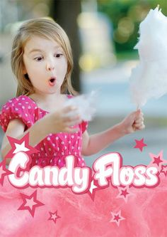 Candy Floss Poster