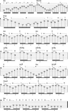 Big Strokes: A Beginner's Guide to Sweep Picking   Guitar World