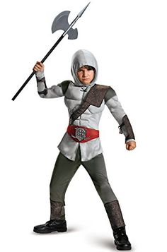 Disguise 85339G Assassin Muscle Costume, Large (10-12) -- Find out more about the great product at the image link.