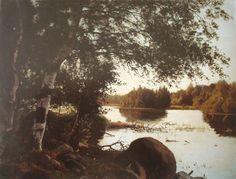 Fanny Churberg (1845-1892) - Strandidyll - 1879/80