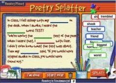 Poetry Splatter