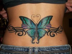 cute tramp stamp  to big for me though <3