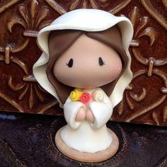 Holy Mary - Virgen de la Rosa Mistica Keepsakes